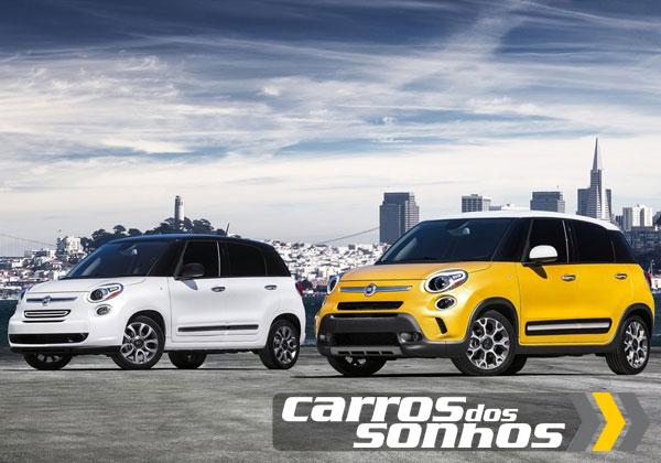 Fiat 500 2014 US Version