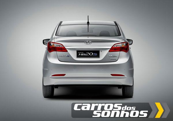 Hyundai HB20S Sedan 2013