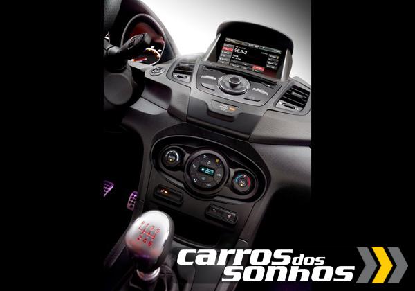 Ford Fiesta ST 2014