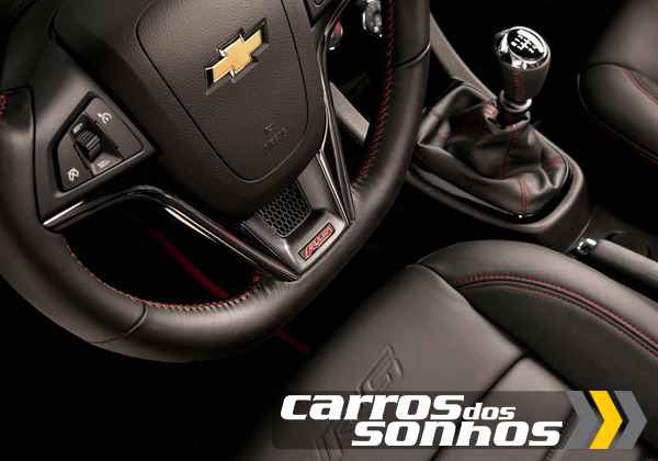 Chevrolet Sonic RS Turbo 2013