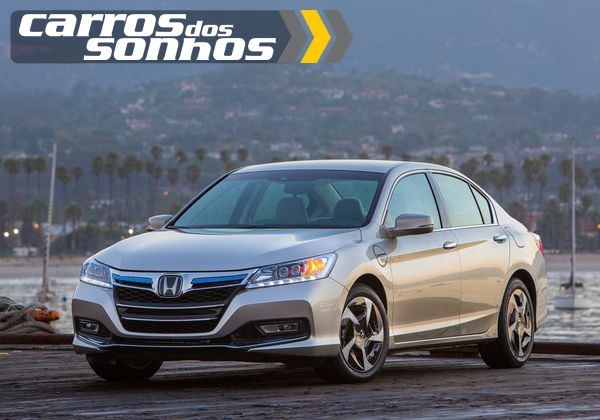 Honda Accord PHEV 2014