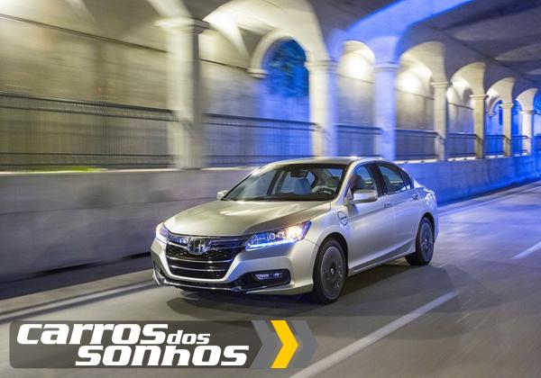 Honda Accord PHEV 2014