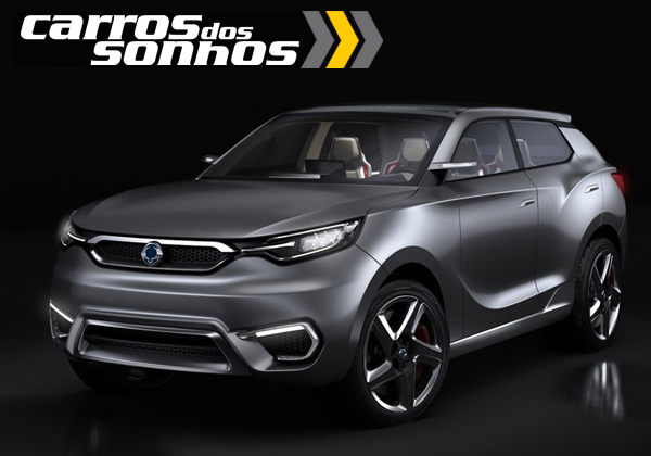 SsangYong SIV-1 Concept 2013