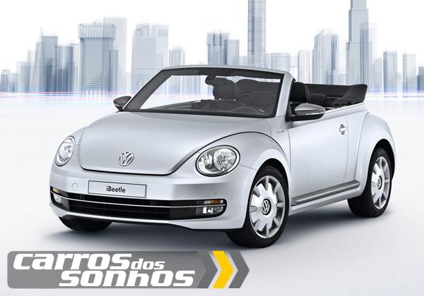 Volkswagen iBeetle 2015 Cabriolet
