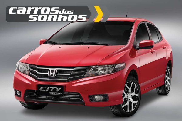 Novo Honda City 2014