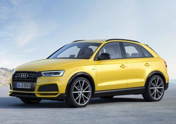 Audi Q3 2017 S line