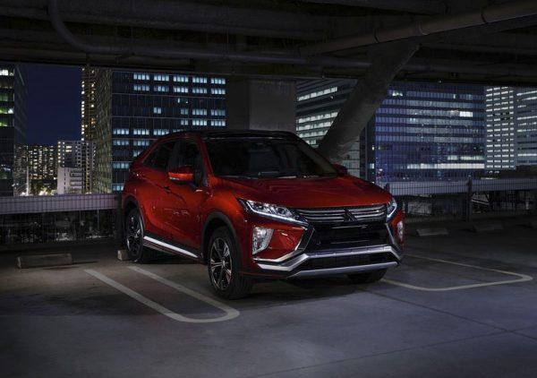 Novo Mitsubishi Eclipse Cross 2018